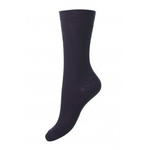 EXTRA WIDE - Softop®  Socks - Ladies' Cotton Rich - HJ191L
