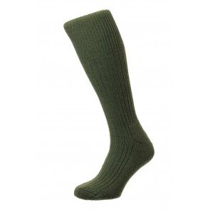 Commando - Wool Rich Work Boot Socks - HJ3000