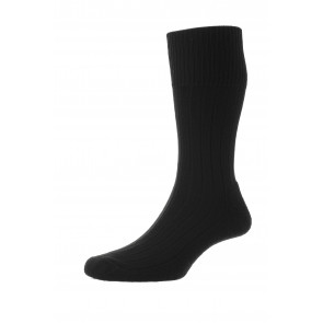 Indestructible™ - Cushion Sole Work Boot Sock - Half Hose - HJ7