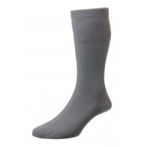 EXTRA WIDE - Softop®  Socks - Men's Cotton Rich - HJ191