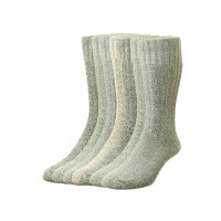 7-Pairs - Boot Socks - Cotton Rich HJ212/7PK - (UK 11-13)